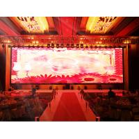 Buy cheap Aluminum Cabinet P8 Indoor LED Display For Stage/ Back Stage/Shopping Mall product