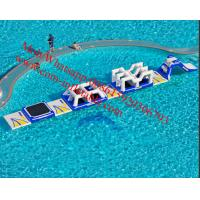 Buy cheap Inflatable Water Floats Kids Games For Aqua Park from wholesalers