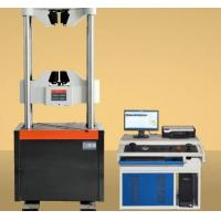 Buy cheap WEW-600 Computer display hydraulic universal Testing machine from wholesalers