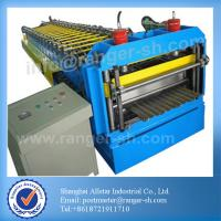 Buy cheap corrugated machine/ roofing sheet machine from wholesalers