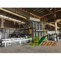 Buy cheap Double Side 6×12 Synchronous Short Cycle Lamination Line For Laminated Mdf Board from wholesalers
