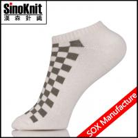 Buy cheap Mens Trendy Anklet Cotton Ankle low cut ankle Socks Fashionable from wholesalers
