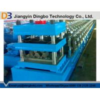Buy cheap PLC GuardRail Roll Forming Machine With GCR15 Bearing Steel For Highways from wholesalers