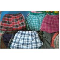 Buy cheap sell man's pajamas pants,men's homewear stock,Cheap men's briefs & boxers stock lots from wholesalers