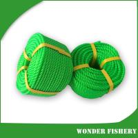 Buy cheap 12 Strand Braid Rope For Marine PP Marine Twisted Rope High Strength from wholesalers