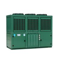 Buy cheap Six Cylinders 2 Stage Cooler Condensing Unit Reciprocating With Mechanical Expansion Tube from wholesalers