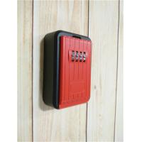 Combination Keyless Lock Box 4 Digit Dialing Key Safe Weather Resistant