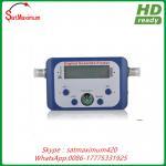 Buy cheap Digital Satfinder LCD Display Satellite Signal Finder Dish Sat Meter from wholesalers