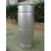 Buy cheap beer keg 1/6 bbl,  US 20L, Stainless, origin manufacturere, passivation from wholesalers