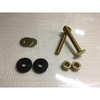 National Standard Toilet Mounting Hardware , Class B Oval Head Toilet Flange Screws
