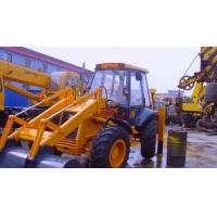 Buy cheap 2005 used backhoe jcb 4cx with hammer from wholesalers