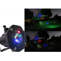 Buy cheap As Seen on TV 2018 New Item Double Colors Christmas outdoor Laser Lights Star Shower effect projector from wholesalers