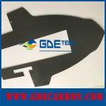 Buy cheap Custom carbon fiber cnc cutting carbon fiber board from wholesalers