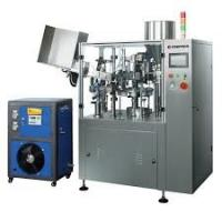 Buy cheap Automatic Tube Filling And Sealing Machine , Pharmaceutical Industry Tube Packaging Machine from wholesalers