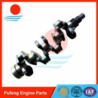 Buy cheap Kubota engine spare parts V3800 crankshaft, good review from North America market from wholesalers