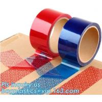 Buy cheap Tamper Evident Security Void Tape,Anti Tamper Proof Evident Security Warranty Void Tape from wholesalers