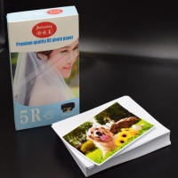 Buy cheap Semi Glossy 5x7 5R Resin Coated Photo Paper from wholesalers