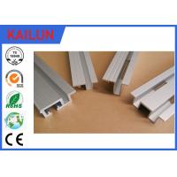 Buy cheap Aluminium Extrusion  Elevator Door Sill Lift Landing Door Parts 55 * 25 mm Size OEM from wholesalers