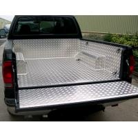Buy cheap Tread Plate Aluminum Diamond Plate 3003 0.5mm for Truck Body Part from wholesalers