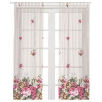 Buy cheap Christmas print curtains peva printing shower curtain bathroom sets chinese from wholesalers