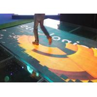 Buy cheap Video Interactive LED Floor from wholesalers