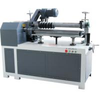 China Durable Small Type Core Pipe Cutting Machine 1-5 Mm Paper Tube Thickness on sale