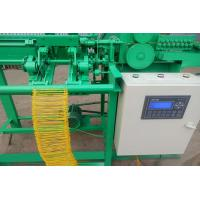 Buy cheap PVC Threads Loop Tie Wire Machine Spiral Wire Binding Machine For Securing Trees from wholesalers