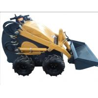 Buy cheap Mini skid steer loader Diesel from wholesalers