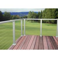 Buy cheap cheap wire mesh deck railing/aluminium balustrade for balcony from wholesalers