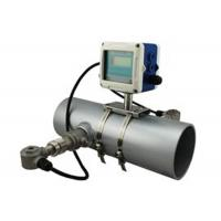 Buy cheap Transit Time Fixed Insertion Ultrasonic Magnetic Flow Meter For Slurry / Sewage from wholesalers