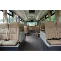 Buy cheap 13 Seater Cummins Engine VIP Airport Shuttle Bus Luxury Coach Bus from wholesalers