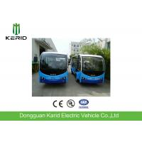 Buy cheap PV Solar Powered Driverless Electric Bus 11 Seats For City Transportation Long Range from wholesalers
