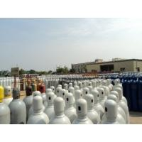 Buy cheap CAS 7740-63-3 Welding Shielding Gas , Xe Xenon Gas Cylinder Packaging from wholesalers