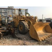 Buy cheap New Paint Used CAT Loaders , 966C Caterpillar Front End LoaderCAT 3306 Engine from wholesalers