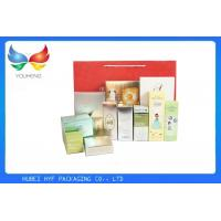 Buy cheap Handmade Decorative Luxury Gift Boxes , Recyclable High End Cosmetic Packaging from wholesalers