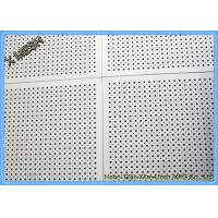 Buy cheap Decorative Perforated Metal Mesh Plate Hot Galvanized For Ceiling Panels from wholesalers