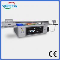 Buy cheap High quality digital flatbed uv inkjet printer,High speed uv printing machine from wholesalers
