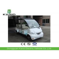 Buy cheap Battery Powered 8 Seater / 6 Seater Electric Car For Tourist Sightseeing product