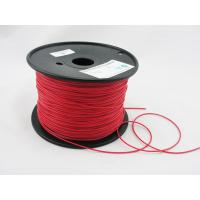 Buy cheap Flexible Red 3D Printing Consumables / 1.75mm 3D Printing Material Filament product