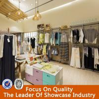 Buy cheap 2015 new design ladies clothes shop shelves fitting from wholesalers
