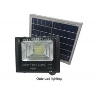 Buy cheap Outdoor Motion Sensor Solar LED Flood Lights With On Off Switch Custom Made from wholesalers