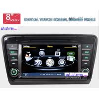 Buy cheap Auto Radio 8 inch Car Stereo Sat Nav GPS Navigation With 3G WiFi from wholesalers