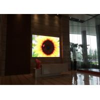 Totem Led Display Small Pixel Pitch P3.91 Die-casting Aluminum Cabinet 65410 dot/㎡