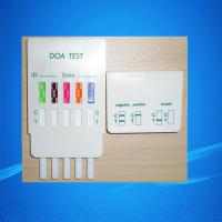 Buy cheap Drug Test Kits/Six Panel Drug Abuse Test Kits / Drug Abuse Test Kits from wholesalers