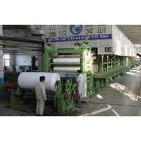 Buy cheap 2400mm Culture Paper Machine from wholesalers