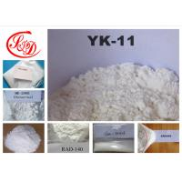 Buy cheap Sarms Raw Powder Oral Anabolic Steroids 431579-34-9 YK-11 Dosage for Muscle Building from wholesalers