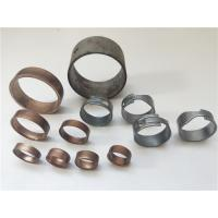 Buy cheap Different Size Metal Stamping Rings , Progressive Sheet Metal Copper Material from wholesalers