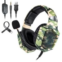Buy cheap Noise Cancelling Bluetooth Gaming Headphones For PS4 Xbox One Stereo Over Ear from wholesalers