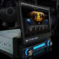 Buy cheap 7 Inch In-dash Single Din Car DVD Player from wholesalers