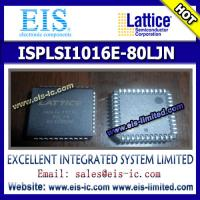 Buy cheap ISPLSI1016E-80LJN - LATTICE - In-System Programmable High Density PLD product